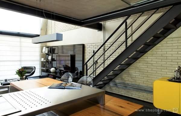 别墅设计之loft风格
