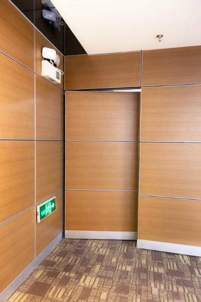 广州家庭装修之隐型暗门设计