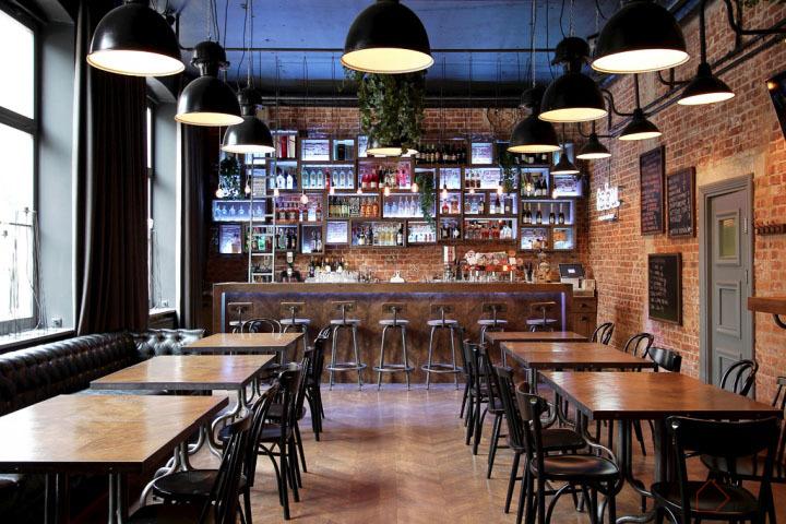 浅谈loft风格的餐厅设计